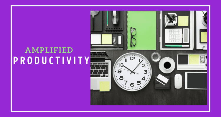Amplified Productivity