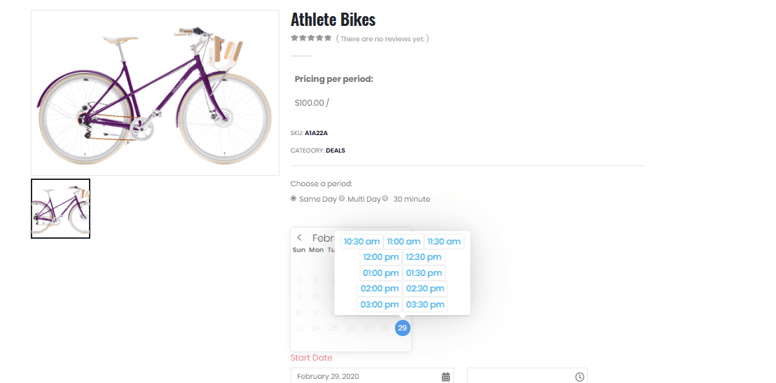 Bike Rental Software with Inventory Tracking and Management
