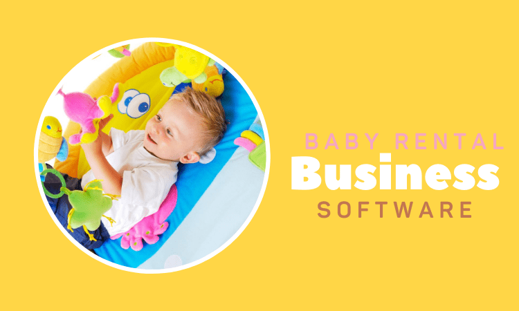 Baby Gear Rental Software