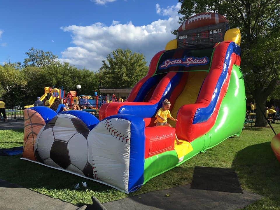 Bounce House Rental Software