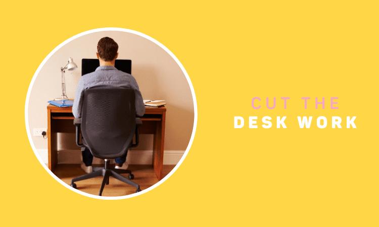 Cut Desk Work