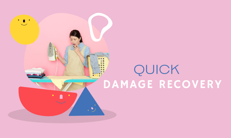 Damage Recovery with Reservety