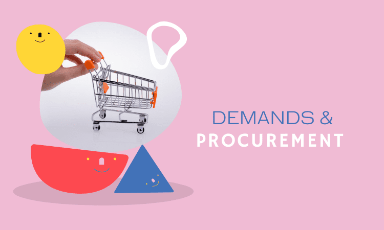 Manage Future demands and Procurement with Reservety
