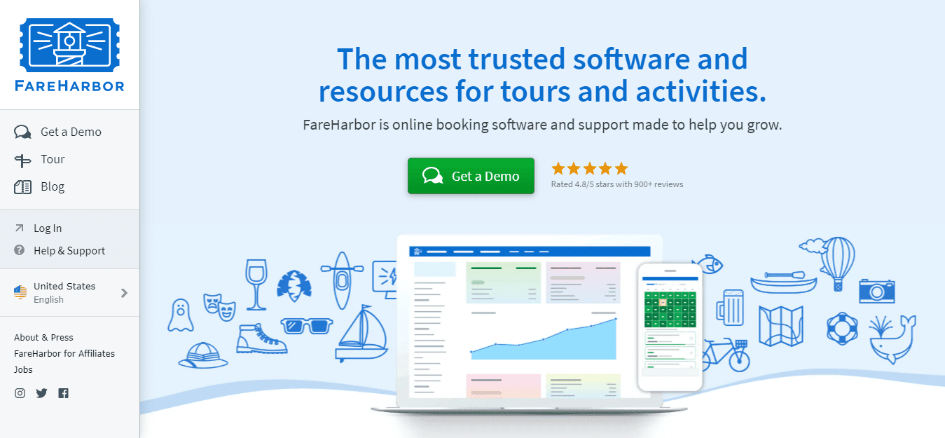 FareHarbor-Online-Activity-and-Booking-Software-for-Tour-Operators