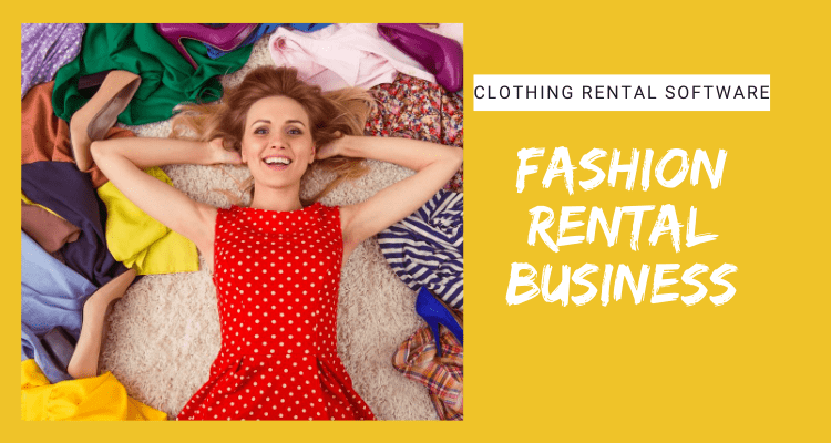 Clothing Rental Software