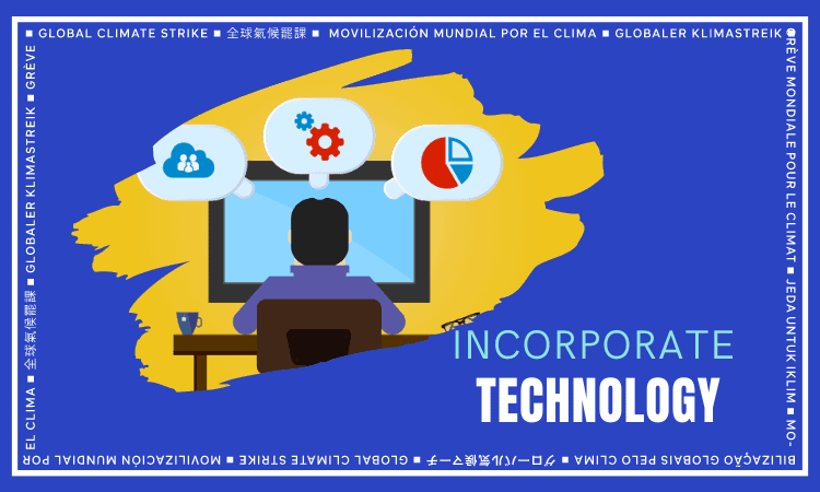 Incorporate Technology