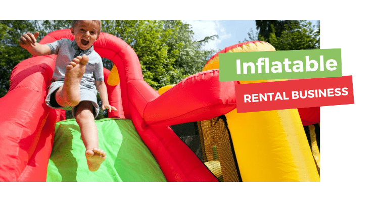 Inflatable Rental Business