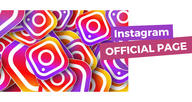 Instagram Official pages