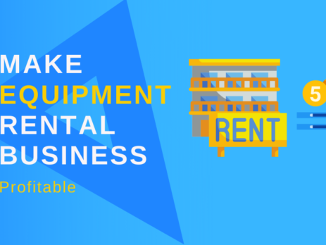 Make Your Equipment Rental Business Profitable