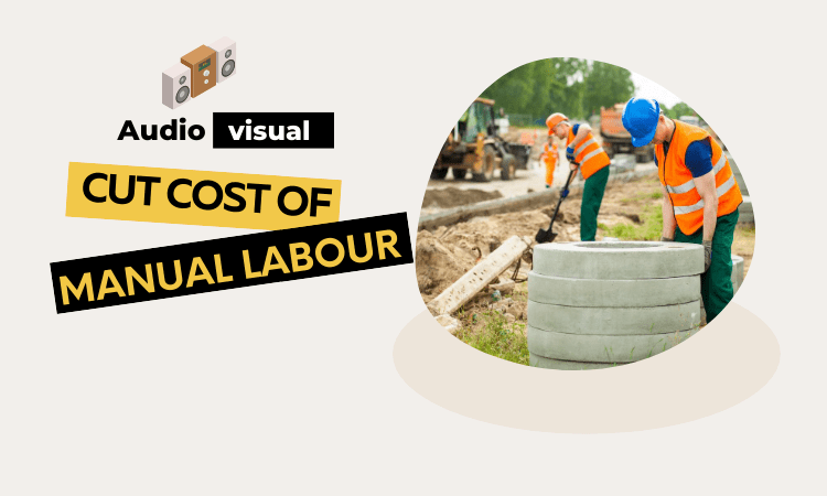 Manual Labour Cost Cut