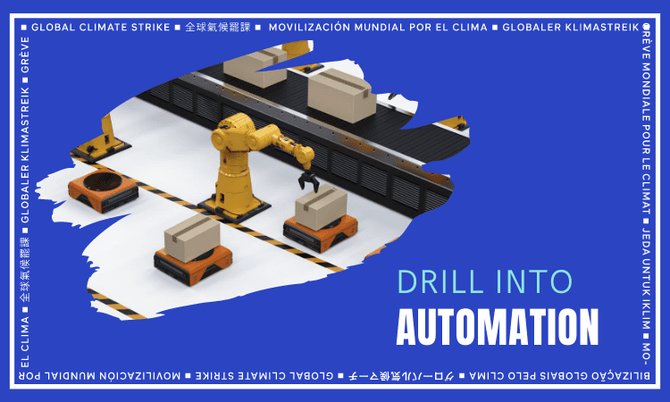 Drill Into Automation