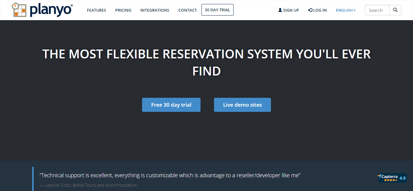 Planyo-Yacht-Reservation-Software