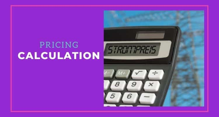 Equipment Pricing Calculation