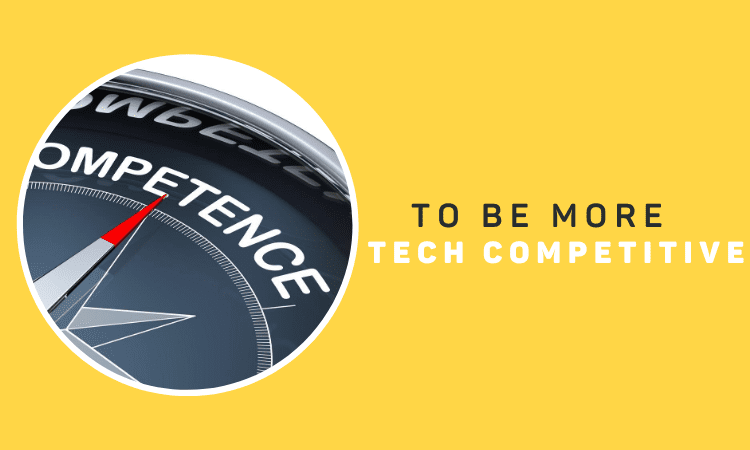Bring Tech Competency