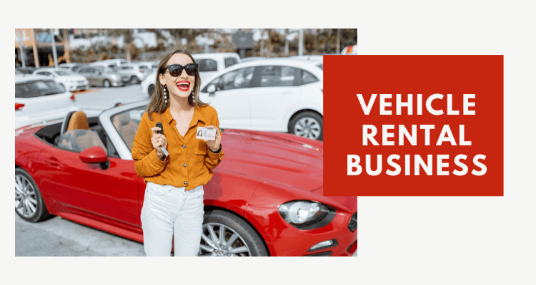 Vehicle Rental Business