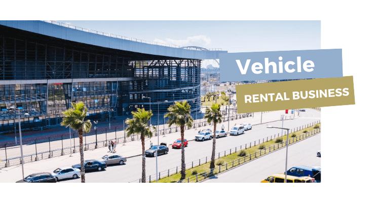Vehicle Rental business