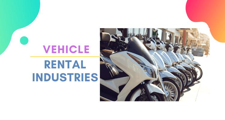 Vehicle Rental industries