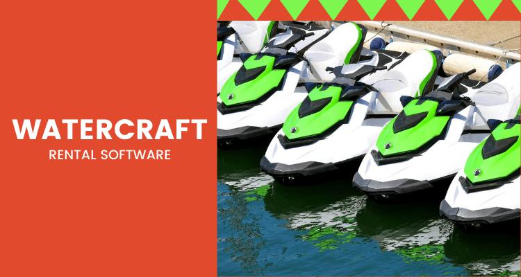Watercraft Rental Software