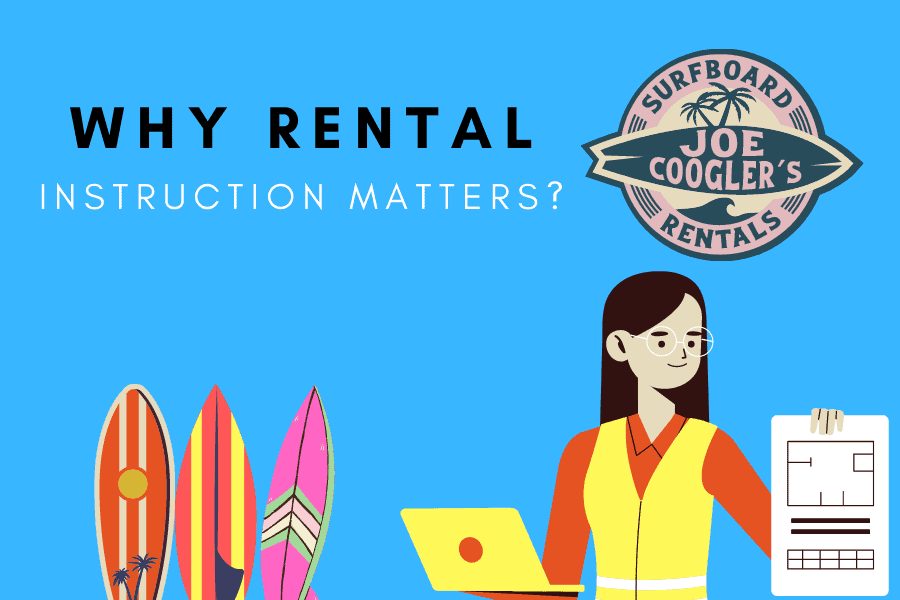 Why Rental Instructions Matters?
